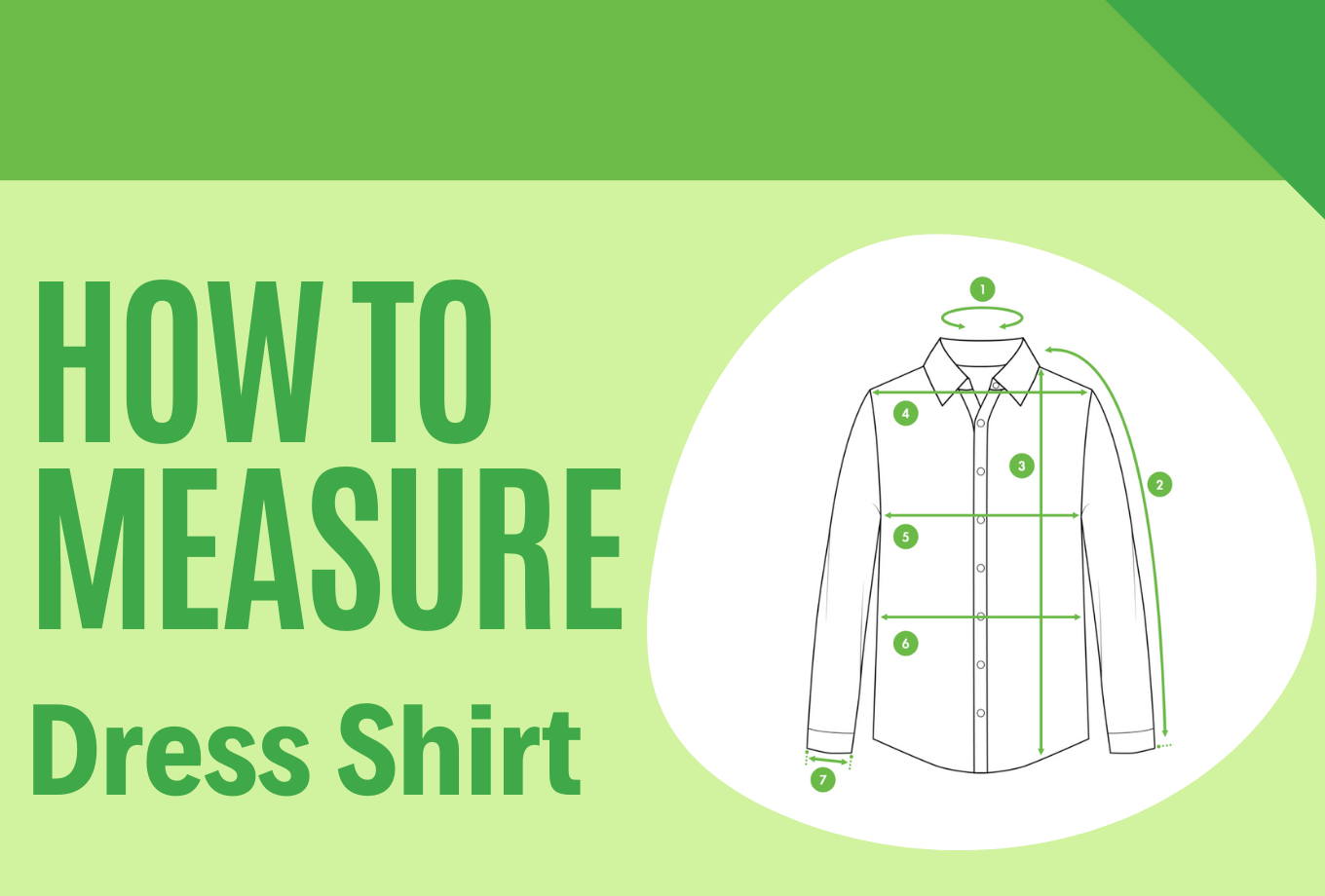 How to Measure a Dress Shirt