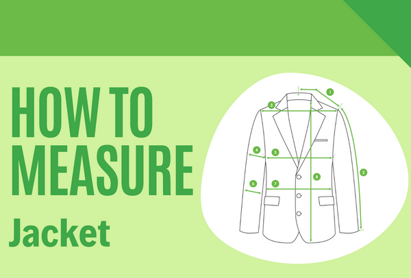 How to measure a Jacket